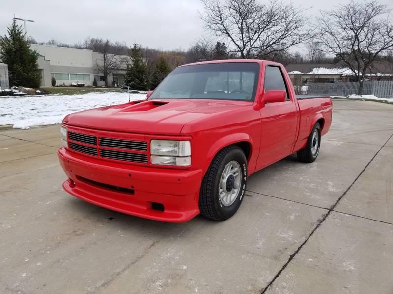 1992 Dodge Dakota Sport (image 11)