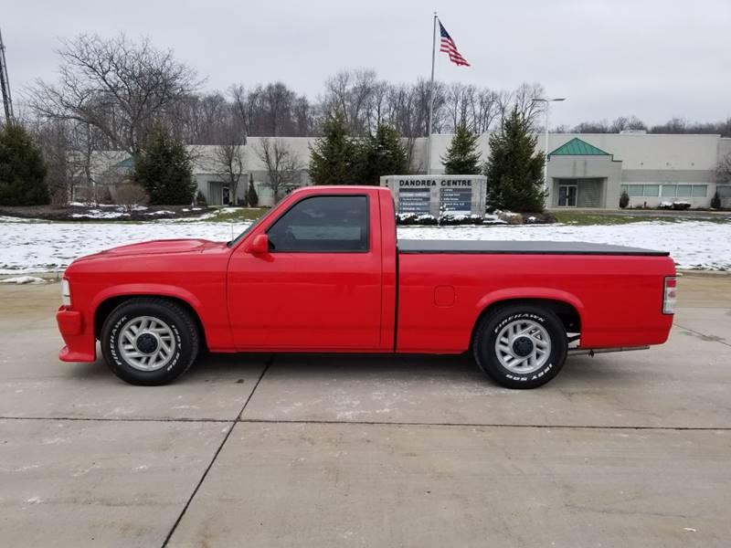 1992 Dodge Dakota Sport (image 10)