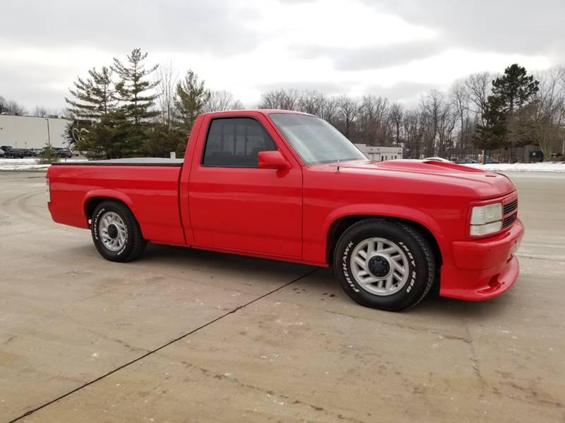 1992 Dodge Dakota Sport (image 2)