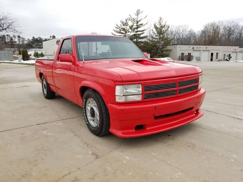 1992 Dodge Dakota Sport (image 1)