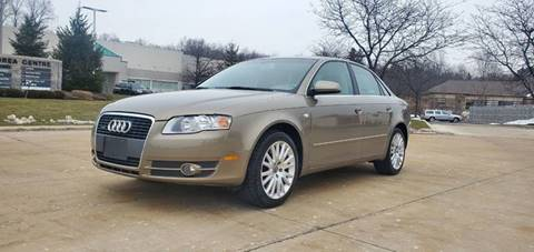 2006 Audi A4 3.2 quattro for sale at Pure Automotive CLE in Warrensville Heights OH
