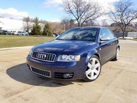 2004 Audi S4 quattro for sale at Pure Automotive CLE in Warrensville Heights OH