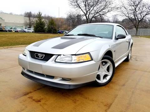 2000 Ford Mustang GT for sale at Pure Automotive CLE in Warrensville Heights OH