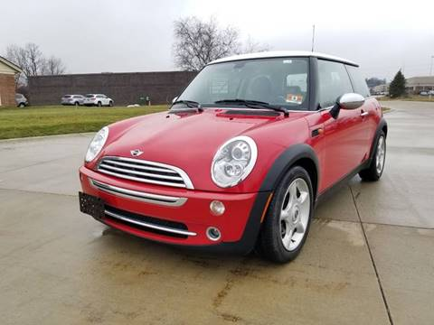 2005 MINI Cooper for sale at Pure Automotive CLE in Warrensville Heights OH