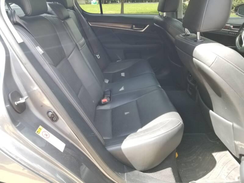 2014 Lexus GS 350 AWD 4dr Sedan - Warrensville Heights OH