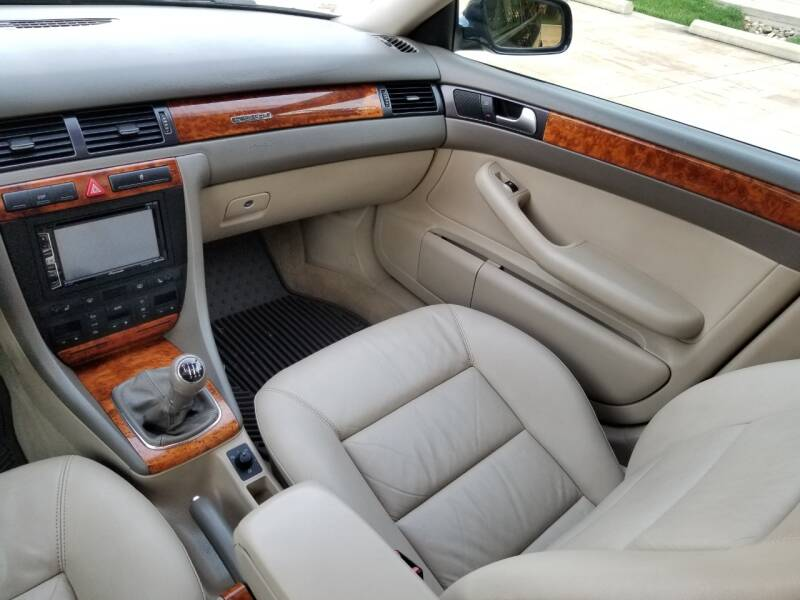 2004 Audi A6 AWD 2.7T quattro 4dr Sedan - Warrensville Heights OH