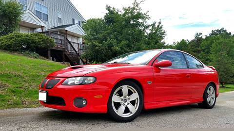 2004 Pontiac GTO for sale at Lease Car Sales 3 in Warrensville Heights OH