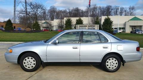 1996 Toyota Camry for sale in Warrensville Heights, OH