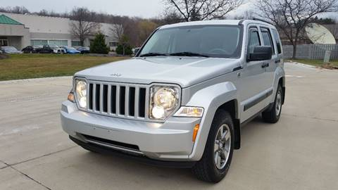 2008 Jeep Liberty for sale in Warrensville Heights, OH