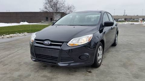 2012 Ford Focus for sale in Warrensville Heights, OH