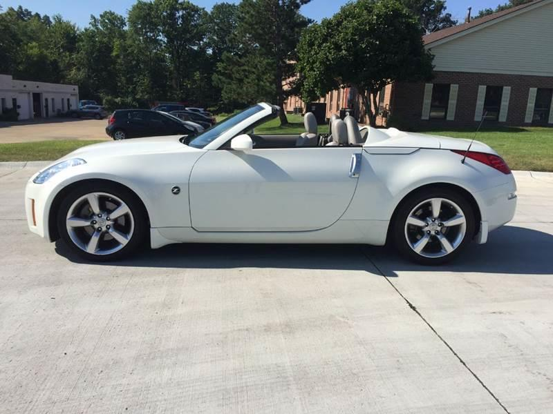 2007 nissan 350z grand touring roadster in warrensville heights oh pure automotive cle. Black Bedroom Furniture Sets. Home Design Ideas