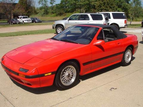 1988 Mazda RX-7 for sale at Lease Car Sales 3 in Warrensville Heights OH