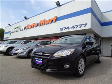 2012 Ford Focus for sale in Fairfield, OH