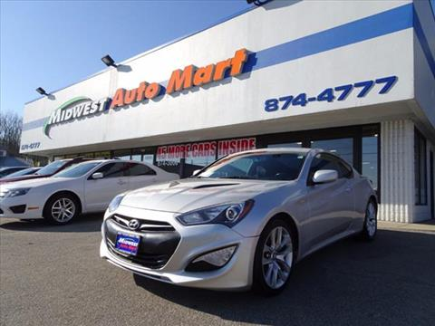 2014 Hyundai Genesis Coupe for sale in Fairfield, OH