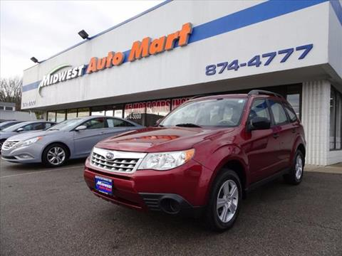 2011 Subaru Forester for sale in Fairfield, OH
