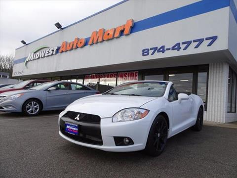 2012 Mitsubishi Eclipse Spyder for sale in Fairfield, OH