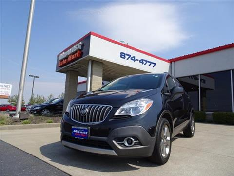 2013 Buick Encore for sale in Fairfield, OH