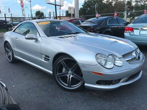 2006 Mercedes-Benz SL-Class for sale in Miami, FL