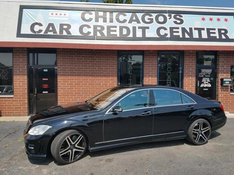 2008 Mercedes-Benz S-Class for sale in Chicago, IL