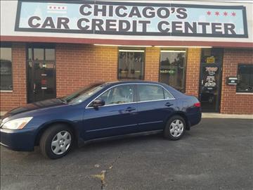 2005 Honda Accord for sale in Chicago, IL