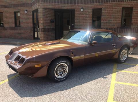 1979 Pontiac Firebird Trans Am for sale at CHAGRIN VALLEY AUTO BROKERS INC in Cleveland OH
