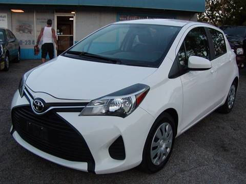 2015 Toyota Yaris for sale in Berea, OH
