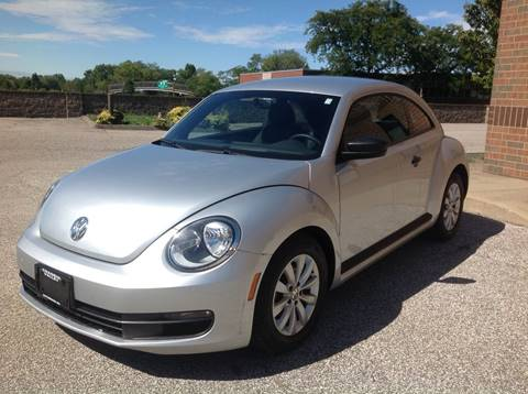2013 Volkswagen Beetle for sale at CHAGRIN VALLEY AUTO BROKERS INC in Cleveland OH