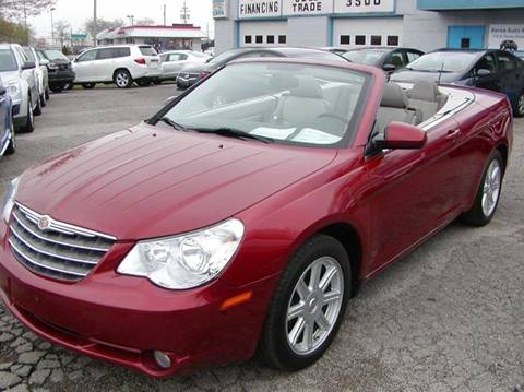 2008 Chrysler Sebring for sale at CHAGRIN VALLEY AUTO BROKERS INC in Cleveland OH