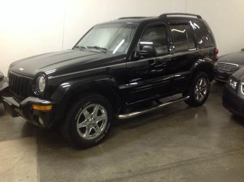 2004 Jeep Liberty for sale at CHAGRIN VALLEY AUTO BROKERS INC in Cleveland OH