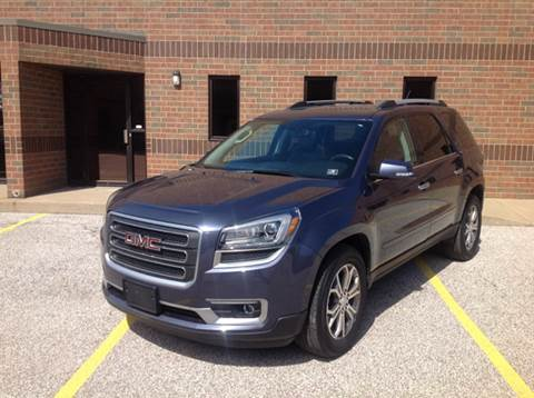 2013 GMC Acadia for sale at CHAGRIN VALLEY AUTO BROKERS INC in Cleveland OH
