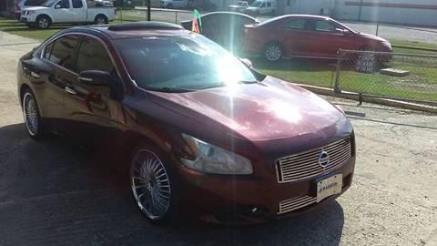 2009 Nissan Maxima for sale in Lafayette, LA