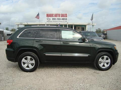 Used 2011 Jeep Grand Cherokee For Sale In Houston Tx