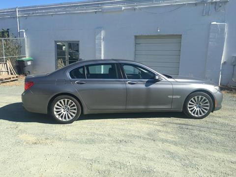 2010 BMW 7 Series for sale in Charlottesville, VA