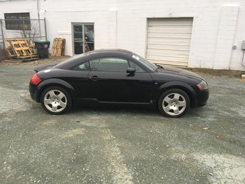 2002 Audi TT for sale in Charlottesville, VA