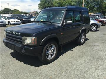 2003 Land Rover Discovery for sale in Charlottesville, VA