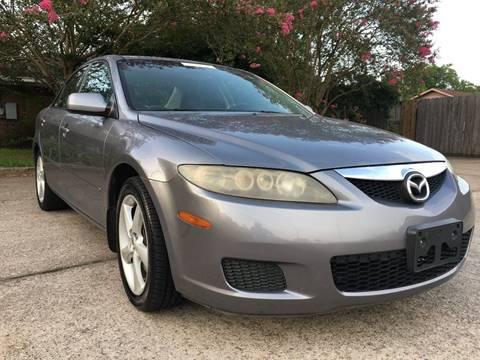 2006 Mazda MAZDA6 for sale in Houston, TX