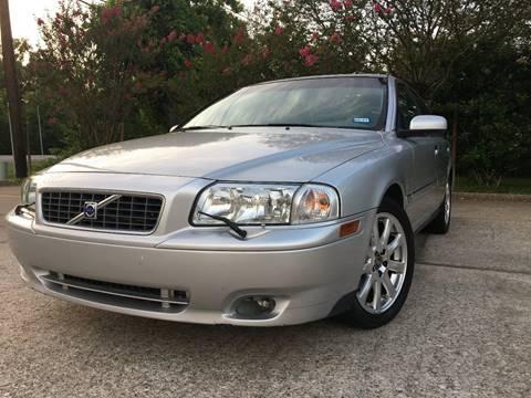 2005 Volvo S80 for sale in Houston, TX