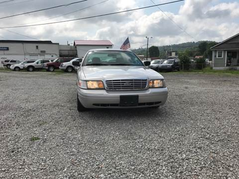 2004 Ford Crown Victoria for sale in Charleston, WV
