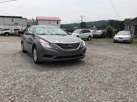 2012 Hyundai Sonata for sale in Charleston, WV