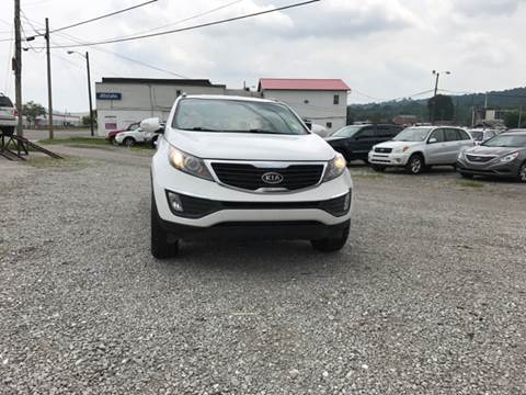 2011 Kia Sportage for sale in Charleston, WV