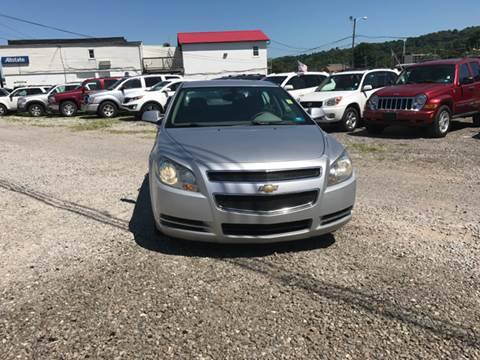 2010 Chevrolet Malibu for sale in Charleston, WV