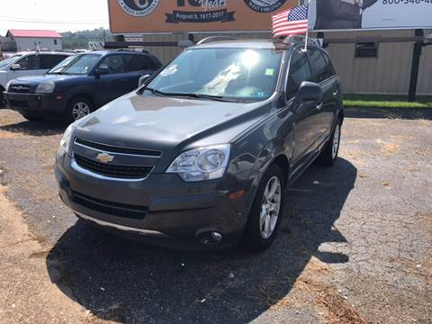 2013 Chevrolet Captiva Sport for sale in Charleston, WV