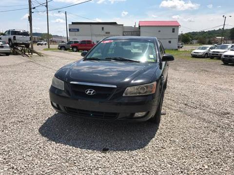 2006 Hyundai Sonata for sale in Charleston, WV