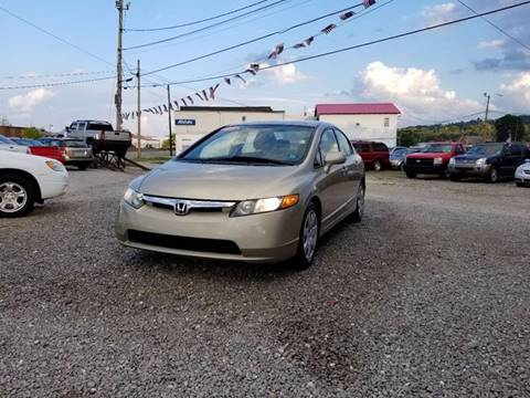 2007 Honda Civic for sale in Charleston, WV