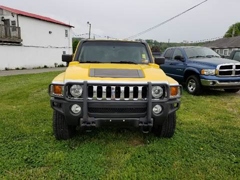 2006 HUMMER H3 for sale at Sissonville Used Car Inc. in South Charleston WV