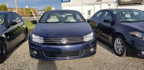 2012 Volkswagen Eos for sale in Charleston, WV