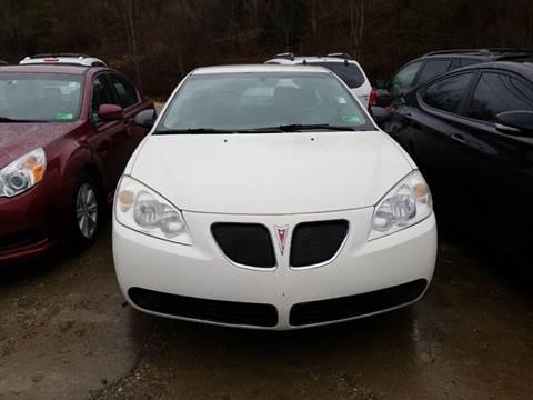 2007 Pontiac G6 for sale in Charleston, WV