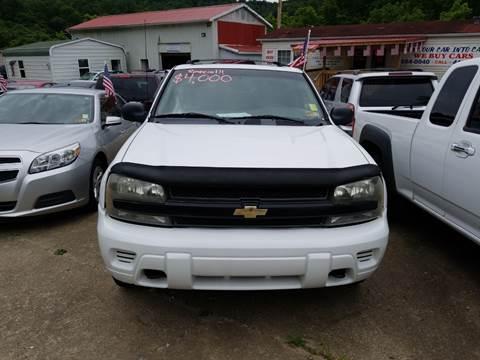 Trailblazer For Sale >> 2004 Chevrolet Trailblazer For Sale In Charleston Wv