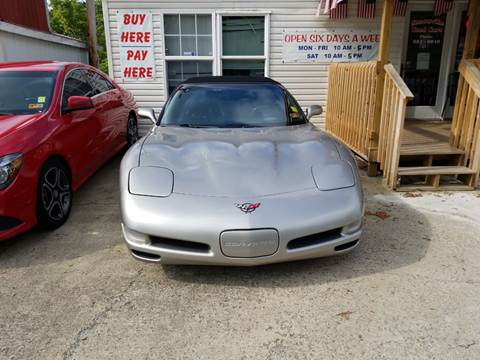 Used Cars Charleston Wv >> Sissonville Used Cars - Charleston WV - Inventory Listings
