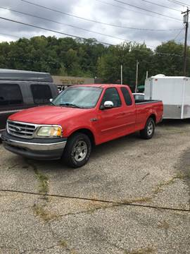 2002 Ford F-150 for sale in Reading, OH